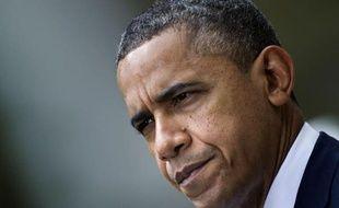 """Le président américain Barack Obama a dévoilé mardi un plan de lutte contre la fraude et la manipulation du marché pétrolier, dénoncé par ses adversaires comme un """"gadget"""" alors que la cherté de l'essence pèse sur la campagne de la présidentielle de novembre"""