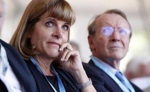 """L'énergie nucléaire a un """"brillant avenir"""" et mérite un """"vrai débat"""", a plaidé vendredi l'ex-dirigeante du groupe nucléaire Areva, Anne Lauvergeon, estimant que cette source d'énergie était indispensable pour couvrir les besoins futurs en énergie de la planète."""