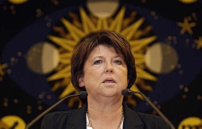 Résultats des municipales à Lille: Martine Aubry, la maire de 6,5% des Lillois