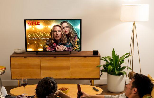 Le Fire TV Cube 4K à brancher à proximité de son téléviseur.