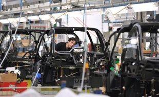 L'activité du secteur privé a renoué avec la croissance en janvier, avec un indice PMI à 50,9 points, au plus haut depuis cinq mois, a annoncé mardi le cabinet Markit qui compile cet indicateur.