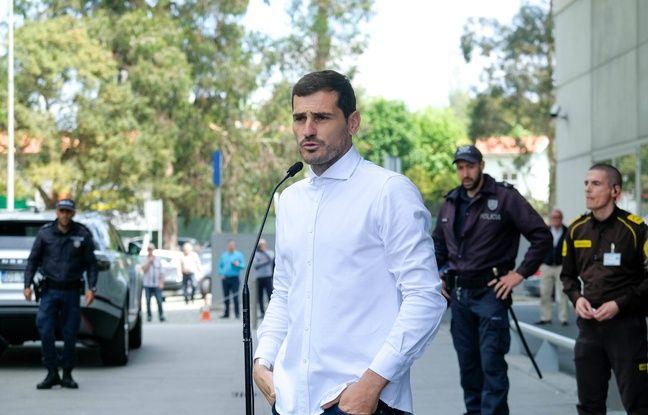 Reconversion : Iker Casillas monte au front pour prendre la présidence de la fédération espagnole