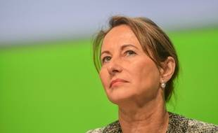 French minister of Ecology, Sustainable Development and Energy Segolene Royal attends the 16th Territorial Collectivities' Energy Conference (16eme Assises de l'energie des collectivites territoriales ) in Bordeaux, FRANCE-29/01/2015.  /AMEZUGO_1900.22/Credit:UGO AMEZ/SIPA/1501291958