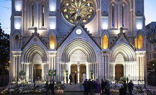 La basilique de Nice