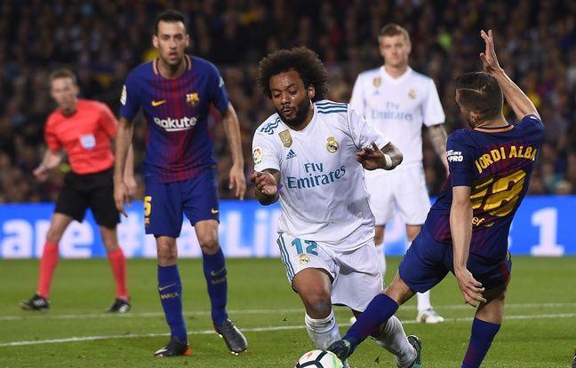 FC Barcelone - Real Madrid EN DIRECT: Premier clasico de l'après Ronaldo et Zidane... Le live dès 16h...