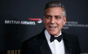 George Clooney à Los Angeles le 9 novembre 2013.