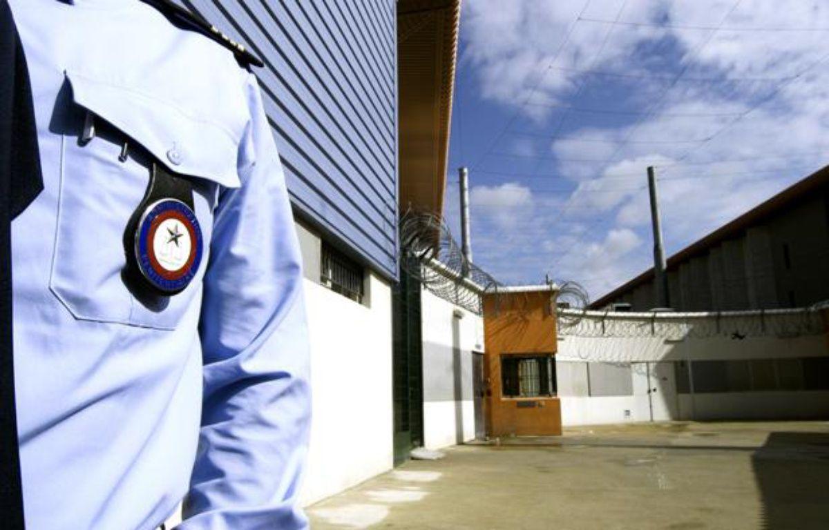 Un gardien de prison dans la maison d'arrêt de Seysses. – FRED SCHEIBER / 20 MINUTES