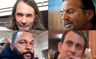 Cédric Villani, Francis Lalanne, Dieudonné, Manuel Valls se présentent aux législatives dans l'Essonne.