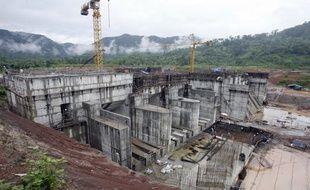 Le Laos s'est lancé dans un immense plan de construction de barrages hydroélectriques.