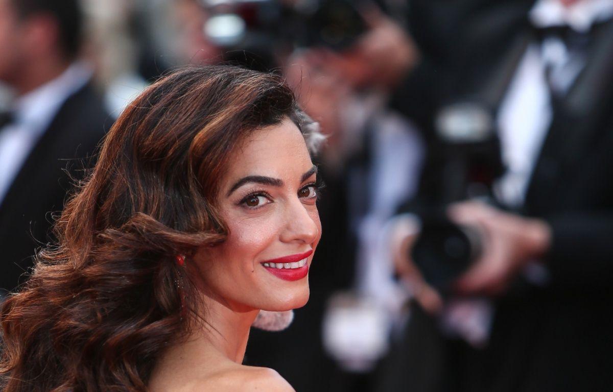 L'avocate Amal Clooney – WENN