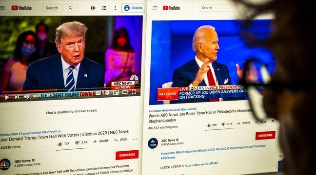 Le site de campagne de Donald Trump piraté quelques minutes