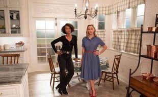Kerry Washington, la star de «Scandal» et Reese Witherspoon, la star de « Big Little Lies » sont réunies dans «  Little Fires Everywhere » sur Amazon Prime Video.
