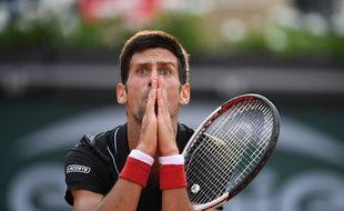 Novak Djokovic s'est fait sortir de Roland-Garros à la surprise générale.