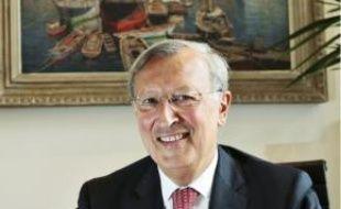 Le premier adjoint (UMP), Roland Blum.