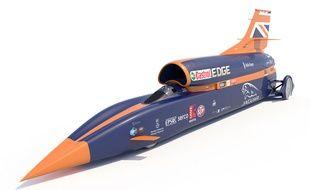 Bloodhound SSC, la voiture supersonique