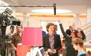 """Le tournage de """"Seconde Chance"""", le feuilleton de TF1"""