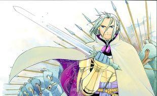 The Heroic Legend of Arslân, de Hiromu Arakawa et Yoshiki Tanaka.