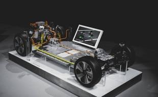 Audi Integrated Vehicle Dynamics