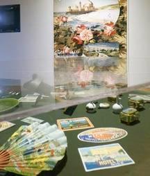 Des objets relatifs au casino ont été prêtés au musée par des Niçois.