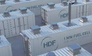 L'entreprise Hydrogène de France doit créer une usine de piles à combustible en Gironde d'ici à 2022.