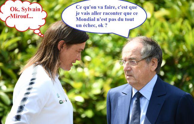 Equipe de France: «Ce n'est pas un échec», «On a fait ce qu'il fallait»... La France fait-elle l'autruche à l'heure de dresser le bilan?