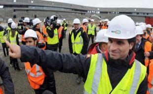 Le secteur du bâtiment et travaux publics (BTP) est le secteur où les salariés se disent le plus heureux, selon un nouvel indicateur sur le bien-être et la satisfaction au travail (BEST) réalisé par BVA et dévoilé jeudi.