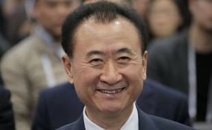 Wang Jianlin, le PDG du groupe immobilier Wanda, est l'homme le plus riche de Chine.
