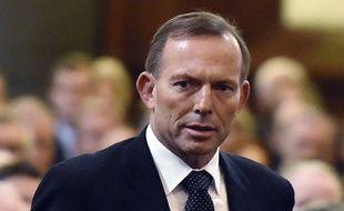 Tony Abbott, PM australien.