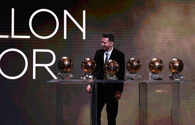 Ballon d'Or : Mbappé le Kirghize, l'Afrique préfère Messi à Mané... Ce qu'on retient du détail des votes
