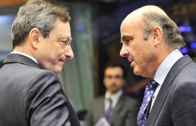 """Les ministres des Finances de la zone euro, qui se réuniront lundi 9 juillet à Bruxelles, auront """"probablement"""" une autre réunion le 20 juillet pour signer le programme d'aide à l'Espagne, ont indiqué mercredi à l'AFP des sources européennes."""