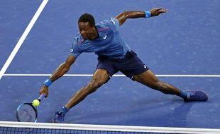 Le tennisman français Gaël Monfils a déclaré forfait face à Kei Nishikori au 2e tour de l'US Open, le 30 août à New York.