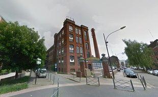 La résidence La Filature, dans le quartier de Moulins, à Lille.