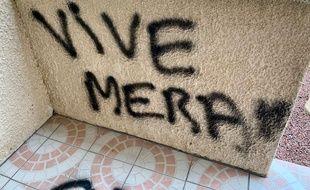 La maison de la mère d'une des victimes de Mohamed Merah a été vandalisée.
