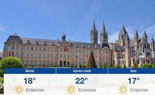 Météo Caen: Prévisions du mercredi 9 septembre 2020