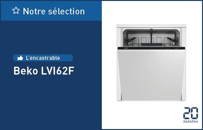 Beko LVI62F