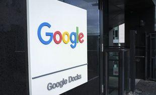 Le siège européen de Google en Irlande.