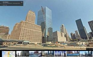 Les étapes de la  construction de la Freedom Tower à New York