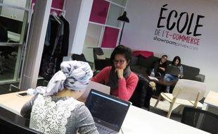 L'école de e-Commerce ShowRoomPrivé à Roubaix