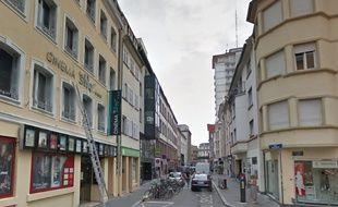 C'est la fin des voitures dans la rue du jeu des enfants à Strasbourg !
