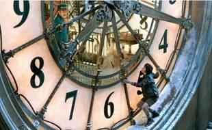 Le père d'Hugo Cabret (Asa Butterfield), orphelin de 12 ans, était horloger.