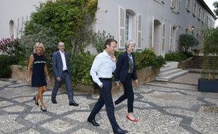 Après avoir reçu Theresa May au fort de Brégançon il y a une semaine, Emmanuel Macron a appelé Donald Trump vendredi.