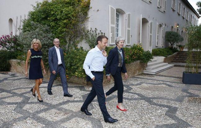Syrie et Iran: Depuis Brégançon, Emmanuel Macron passe un coup de fil à Donald Trump