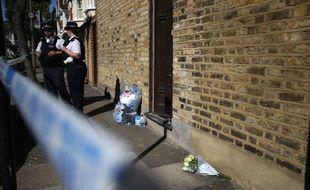Un corps calciné a été retrouvé à l'arrière d'une maison du quartier londonien de Southfields