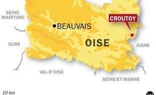 A Croutoy, dans l'Oise, un garçon de 9 ans est mort, touché par une balle de fusil.