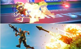 «Mario Tennis Aces» et «Fortnite», deux jeux Switch pour les vacances d'été