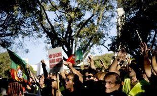 Des milliers de personnes attendues à Lisbonne et dans diverses villes du Portugal pour manifester leur refus des mesures d'austérité que le gouvernement va renforcer afin d'atteindre ses objectifs de réduction des déficits.