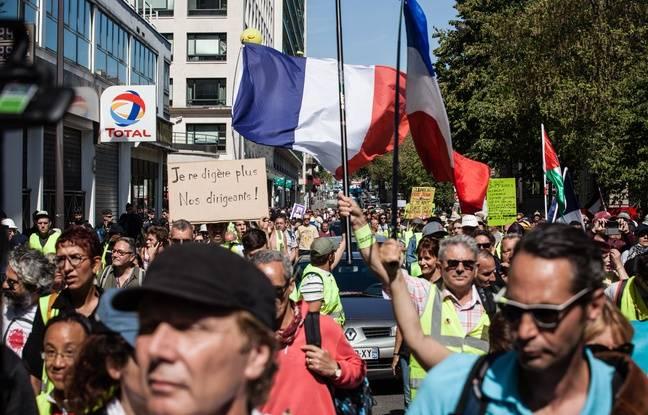 «Gilets jaunes»: Des centaines de personnes manifestent dans plusieurs villes pour rappeler leurs revendications