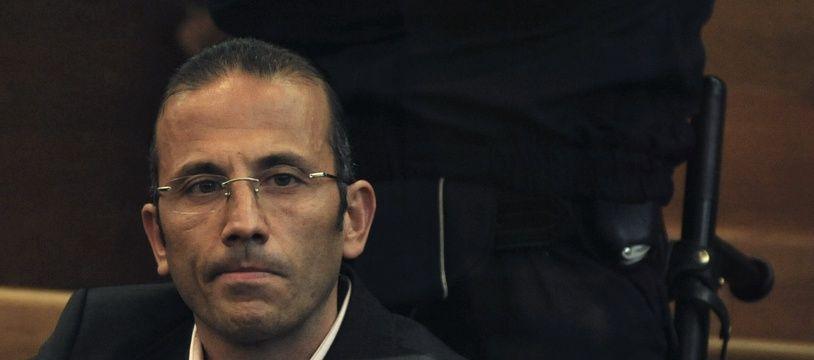 Jacques Mariani à son procès en 2008