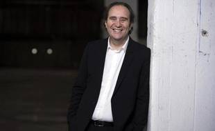 Xavier Niel, patron du groupe Iliad (Free), le 22 octobre 2014 à Paris