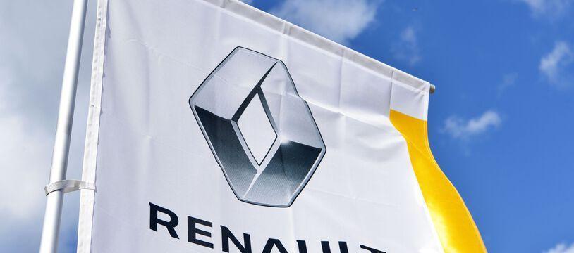 Dans une concession Renault. (illustration)